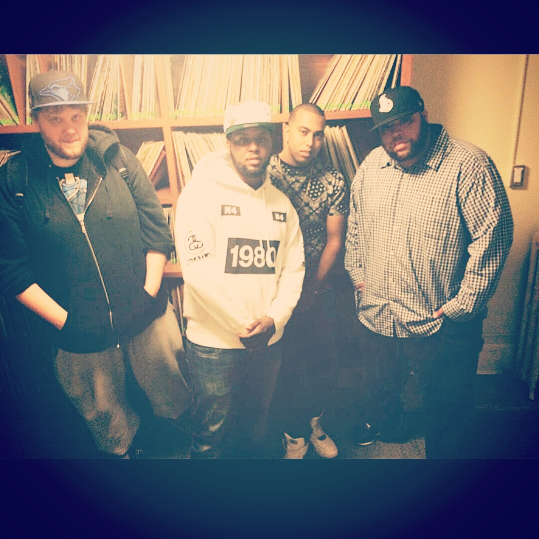 Flash Da God, DJ Slam, TKDS, Ya FavouriteLightskin