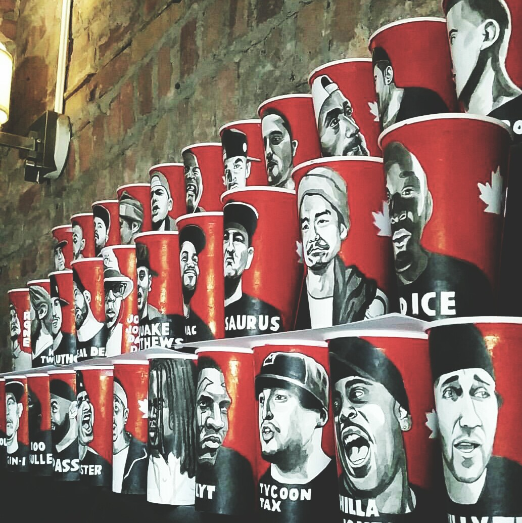 KOTD #WD5 Cups